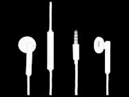 AM 115 HUAWEI zestaw słuchawkowy white bulk