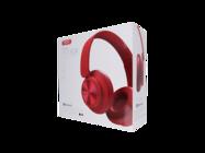B24 XO Słuchawki nauszne bluetooth red box