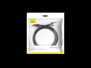 Baseus kabel Enjoyment HDMI-HDMI 1,0m 4K ciemno-szary box