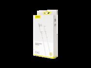 Baseus kabel Mini USB - Lightning 1,0 m 2,4A white box