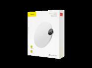 Baseus ładowarka indukcyjna Digital LED white box