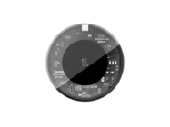 Baseus ładowarka inukcyjna Simple Qi EPP 15W transparent box