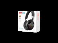 BE18 XO Słuchawki bluetooth nauszne black box