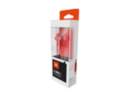 C100SI JBL zestaw słuchawkowy red retail