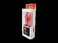 C100SL JBL zestaw słuchawkowy red retail