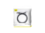 CAKSX-E0G Baseus kabel Enjoyment HDMI-HDMI 2,0 m 4K dark gray box