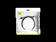 CAKSX-H0G Baseus kabel Enjoyment DP-HDMI 4K 1,0 m dark-gray