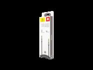 CAM30-CS1 Baseus kabel audio Yiven M30 1,5m 3,5 mm-3,5 mm mini-jack silver-black box