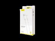 CATSW-02 Baseus kabel USB - Typ-C 1 m 3A white box
