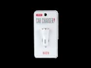 CC19 XO ładowarka samochodowa 2USB 2,4A white box