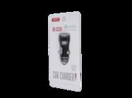 CC20 XO ładowarka samochodowa QC 3.0 2xUSB Typ-C/USB black box
