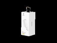 CCALL-BX02 Baseus ładowarka sieciowa QC 3.0 USB white box