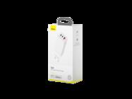 CCGAN-B02 Baseus ładowarka sieciowa GaN 3USB USB-A/ 2xPD USB-C 65W white box
