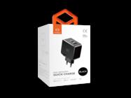 CH-6921 Mcdodo ładowarka sieciowa PD 2xUSB QC 3.0/typ-C 30W black box