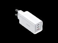 CH-7920 Mcdodo ładowarka sieciowa GaN 3USB USB-A/2xPD USB-C 65W white box