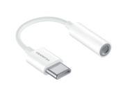 CM20 HUAWEI adapter Jack 3.5mm - USB Typ-C white bulk