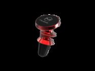 CM-2563 Mcdodo uchwyt samochodowy magnetyczny do kratki z uchwytem na kabel red box