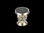 CM-2570 Mcdodo uchwyt samochodowy magnetyczny złoty przyklejany z uchwytem na kabel gold box
