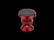 CM-2573 Mcdodo uchwyt samochodowy magnetyczny przyklejany z uchwytem na kabel red box