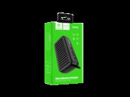 DENMEN głośnik bluetooth 3W TF BT black box