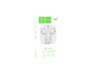 DENMEN słuchawki uniwersalne  DR05 JACK 3,5 white box