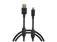 EC450 Sony kabel micro USB black bulk