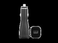 ECA-P10XBE Samsung ładowarka samochodowa black bulk