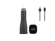 ECA-P10XBE Samsung ładowarka samochodowa black bulk + kabel ECB-DU5ABE