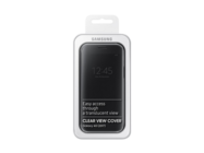 EF-ZA520CB Samsung Clear View Cover A5 2017 black retail