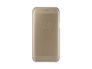 EF-ZA520CF Samsung Clear View Cover A5 2017 gold retail