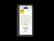 EP1 Joyroom zestaw słuchawkowy 3,5mm jack Ben series white box