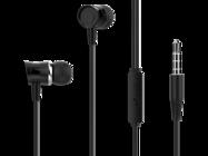 EP20 XO Słuchawki przewodowe 3,5mm jack black box