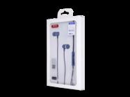 EP6 XO Słuchawki przewodowe 3,5mm jack blue box