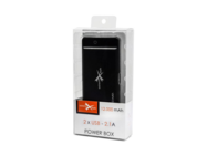 EPB12-TC eXtreme power bank 12000mAh black retail