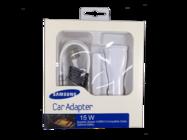 EP-LN915U Samsung ładowarka samochodowa white box + kabel ECB-DU4EWE