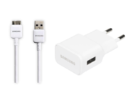 EP-TA10EWE Samsung ładowarka sieciowa white bulk + kabel ET-DQ10Y0WE