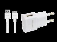 EP-TA10EWE Samsung ładowarka sieciowa white bulk+ kabel ET-DQ11Y1WE