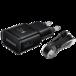 EP-TA20EBE Samsung ładowarka sieciowa black bulk + kabel ECB-DU4EBE plastic