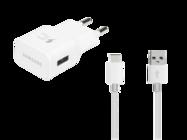 EP-TA20EWE Samsung ładowarka sieciowa white bulk+ kabel EP-DN930CWE