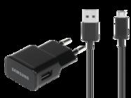 ETA-U90EBE Samsung ładowarka sieciowa black bulk + kabel ECB-DU5ABE