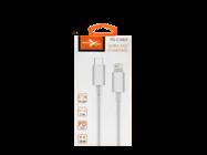 eXtreme kabel PD typ-c do lightning white box