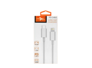 eXtreme kabel USB-C - Lightning 1m 2A 18W white box