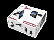 eXtreme uchwyt samochodowy dla tabletów TAB2in1 black box