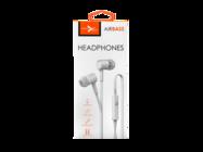 eXtremeAIRBASS zestaw słuchawkowy white box