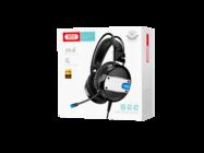GE-02 XO Słuchawki nauszne black box