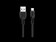 HOCO Kabel USB Easy X13 lightning 1m black box