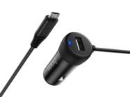 HOCO Ładowarka sieciowa Z21A 2,4A + kabel lightning black box