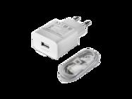HW-059200EHQ AP32 18W Huawei ładowarka sieciowa white bulk + kabel Typ-C HL1289 AP71 5A