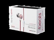 iBeats zestaw słuchawkowy white box