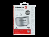 I-metal SWISSTEN głośnik silver box